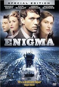 Enigma [DVD] [2001] [Region 1] [US Import] [NTSC]