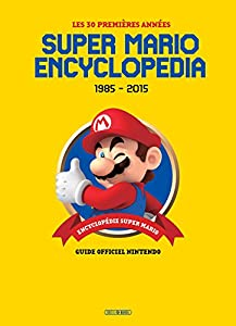 Super Mario Encyclopedia Super Mario Bros Edition simple One-shot
