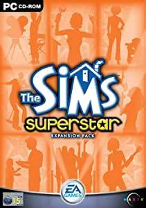 The Sims: Superstar Expansion Pack (PC CD)