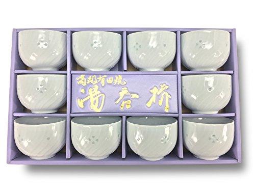Relief Saikaitoki de luciole 10 clients Sen th? assortiment 92299 (japon importation)