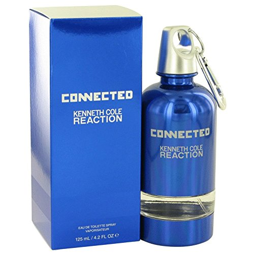 Kenneth Cole Connected EDT 125 ml, 1er Pack (1 x 125 ml) (Duft Für Männer Von Kenneth Cole)