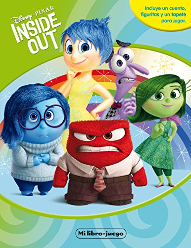 Inside Out. Libroaventuras (Disney. Inside out)