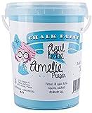Amelie Prager 1000-56 Pintura a la Tiza, Azul Bebé, 1 l