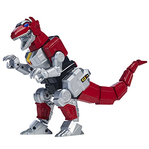 Power Rangers - Grand Zord Collector T-Rex Mighty Morphin, 40311 (Spielzeug Rangers Power)