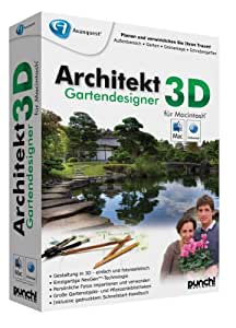 architekt 3d gartendesigner mac software. Black Bedroom Furniture Sets. Home Design Ideas