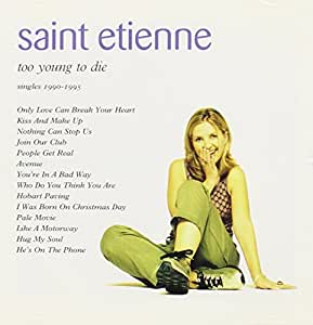 Too Young To Die: Singles 1990-1995