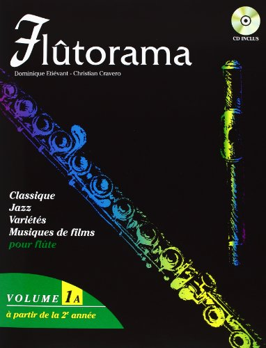 Flutorama pour Flûte Traversiere