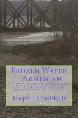 Frozen Water - Armenian por Joseph P Hradisky Jr