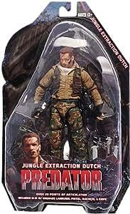 Predators 2 Serie 8 - Dutch Jungle Extraction Figur 18cm