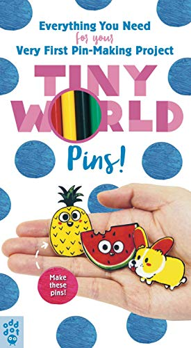 Tiny World: Pins! - Halloween-diy-tutorials