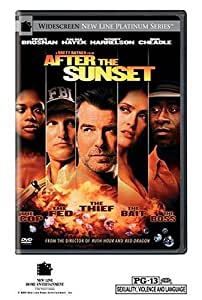 After The Sunset [DVD]