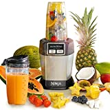 Nutri Ninja Pro Complete Personal Blender 900W - BL470UK - Silver