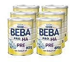 Nestlé BEBA Pro Ha Pre Babymilch, 6er Pack (6 x...