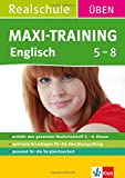 Maxi-Training Realschule Englisch 5-8