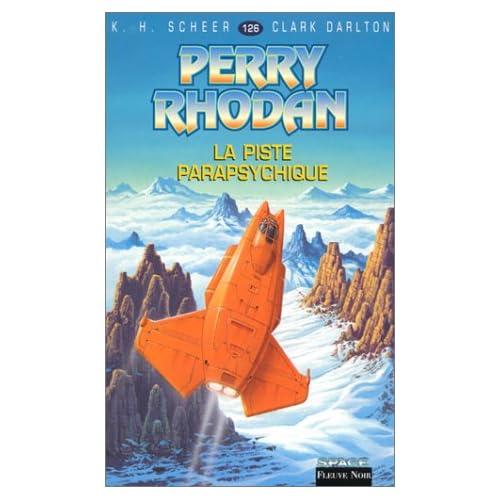 Perry Rhodan, tome 126 : La Piste parapsychique