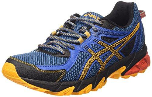 ASICS - Gel-sonoma 2, Zapatillas de Running Hombre, Azul (snorkel Blue/apricot/black 4209),...