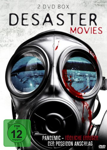 Desaster Movies: Pandemic & Der Poseidon-Anschlag (2 DVDs)