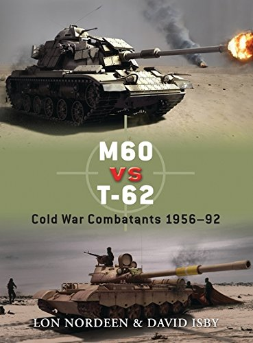 T62-serie (M60 vs T-62: Cold War Combatants 1956-92 (Duel, Band 30))