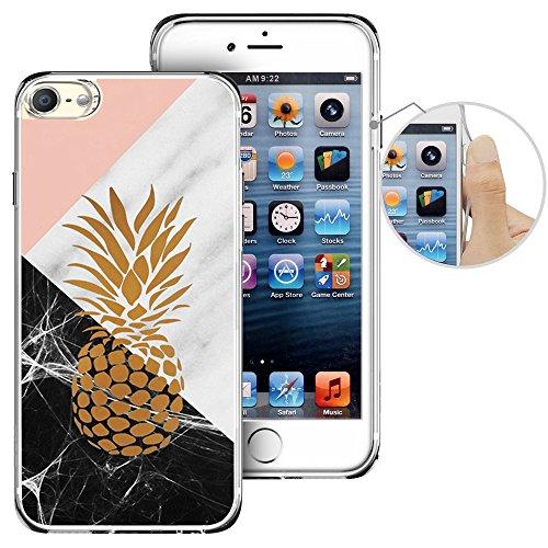 Für Ipod Touch 6. Fall, laaco Schöne Klar TPU Case Gummi Silikon Haut Cover Für Apple iTouch 6-Zeichen Design Pink Ocean, iTouch (21)