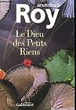 LE DIEU DES PETITS RIENS - GALLIMARD - 01/01/1998