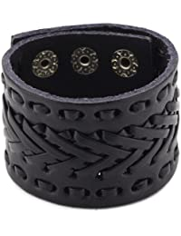 Cored Q080 Mens' Bracelet Leather