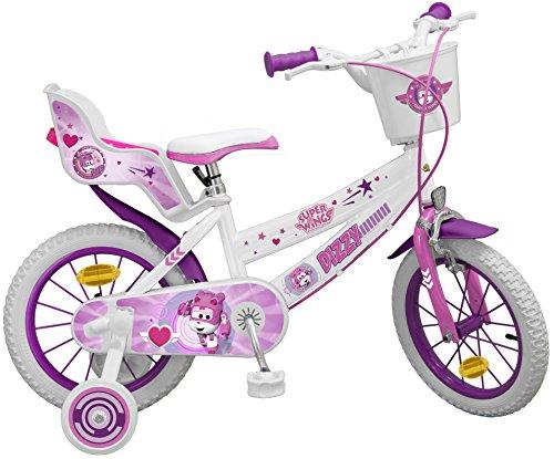 Toimsa super wings bicicletta per bambini, 1466u