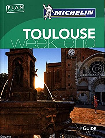 Pyrenees Michelin - Guide Vert Week-End Toulouse