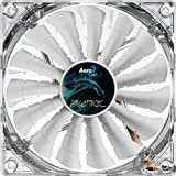 AeroCool Shark 140 mm Cooling Fan - White
