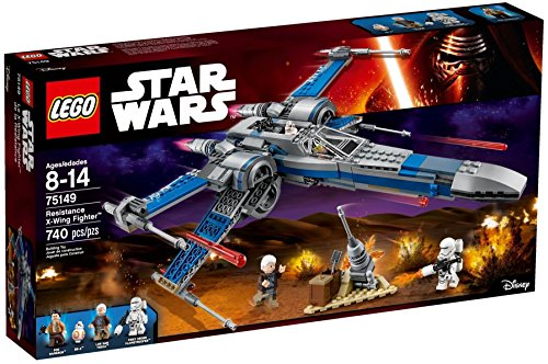 LEGO Star Wars 75149 - Resistance X-Wing (Wing Wars Fighter Star)