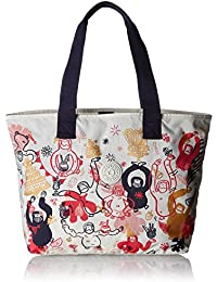 Kipling Women's Congratz Canvas and Beach Tote Bag