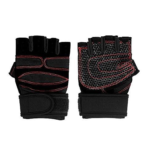 Weight Lifting Gloves,Sport Gloves Fitness Training Gym Gloves for Men
