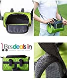 #10: BEST DEALS - Cycling Bike Frame Bag Tube Pannier Pouch for Smartphones / Cellphone Mobiles Bicycle Accessories