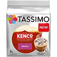 Tassimo Kenco Mocha Coffee Capsules, Pack of 5