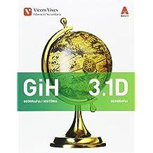 GIH 3D (3.1-3.2 QUADERN DIVERSITAT) AULA 3D: 000002 - 9788468240084