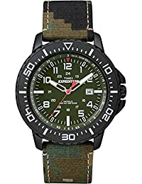 Timex Herren-Armbanduhr Man Expedition Uplander Analog Quarz T49965