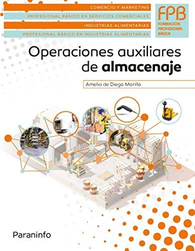 Operaciones auxiliares de almacenaje por AMELIA DE DIEGO MORILLO
