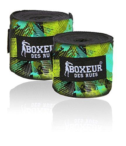 Boxeur Des Rues BXT-GH07 - Vendas para boxeo, Amarillo, U