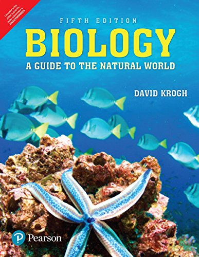 Biology: A Guide To The Natural World, 5Th Edn