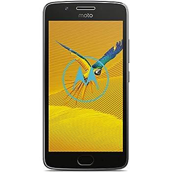 Lenovo Moto G5Smartphone (12,7cm (5Pouces), 16Go, Android)