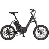 "Prophete E-Bike Alu-Kompaktrad, 20"", NAVIGATOR Compact Urban, AEG EcoDrive Mittelmotor, 36V,250W, max. 50Nm, SAMSUNG SideClick Lithium-Ionen, 36V, 10,4Ah (374Wh), Alu-Urban-Compact-Rahmen, 46 cm RH"