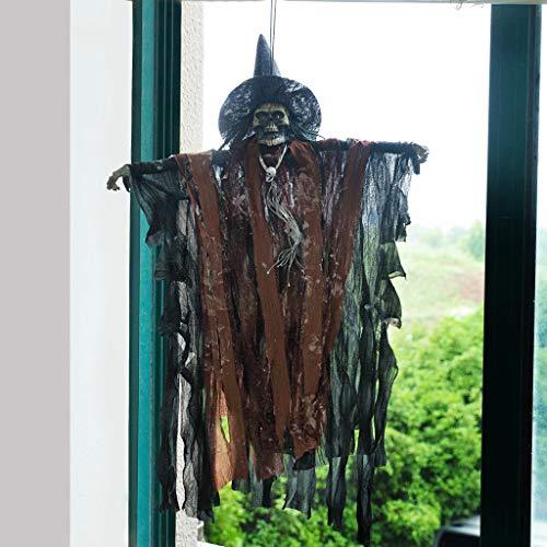 Beängstigend Geistes Kind Kostüm - jieGREAT ❤❃ Räumungsverkauf❤❃ ,Halloween Bar Dekoration