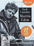 Martin Eden - Livre audio 2 CD MP3