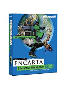 Encarta World Atlas 2001