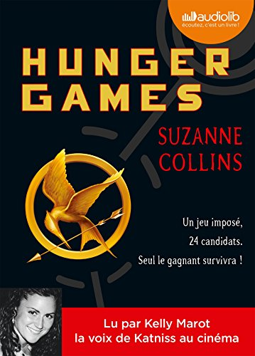 Hunger Games I: Livre audio 1 CD MP3 - 641 Mo