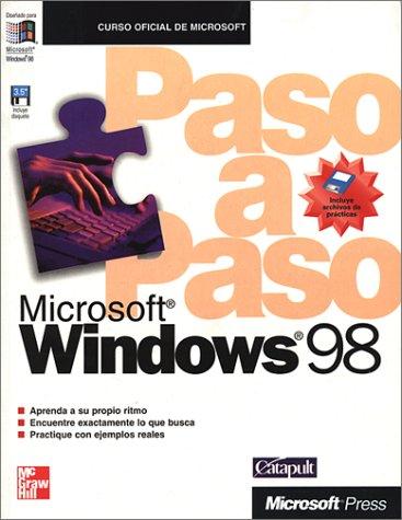 Windows 98 - paso a paso - por Catapult