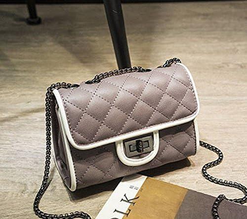 Catena Lingge pacchetto borsa borsa borsa a spalla moda femminile Ladies all Match borsa messenger, rosa | Lussureggiante In Design  | Prezzo speciale  78bd44