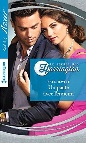 Un pacte avec l'ennemi (Le secret des Harrington) par Kate Hewitt