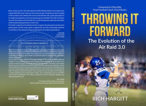 THROWING IT FORWARD: The Evolution of the Air Raid 3.0 di Rich Hargitt