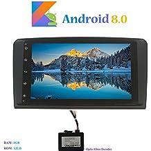Android 8.0 Autoradio, Hi-azul In-Dash Radio de Coche 9