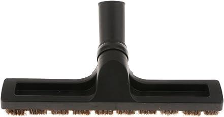 Non-Brand Universal Vacuum Clearner Attachment Horsehair Floor Brush Head 35mm Dia.